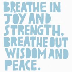 Motivational Monday – Breathe