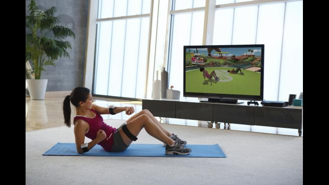 Get fit at home with EA Sports Active 2 Personal Trainer