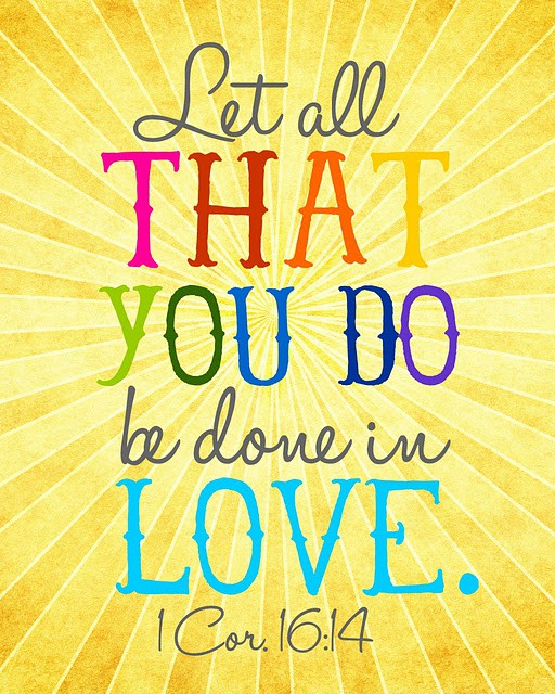 Motivational Monday – Love