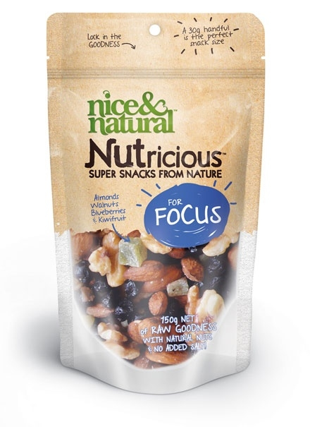 Products we love: Nice and Natural Nutricious Range