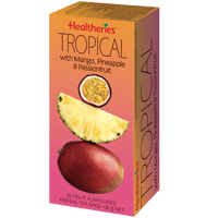 Products we love: Healtheries Tropical tea