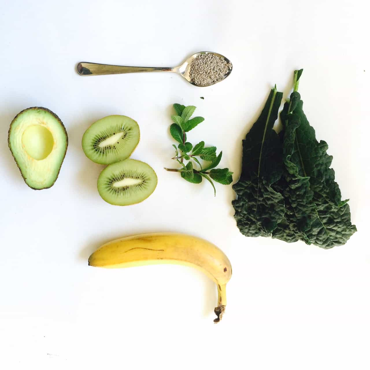 The perfect zesty green smoothie