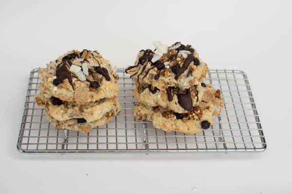 Vogel'sbuckwheatquinoaandvanillacookies