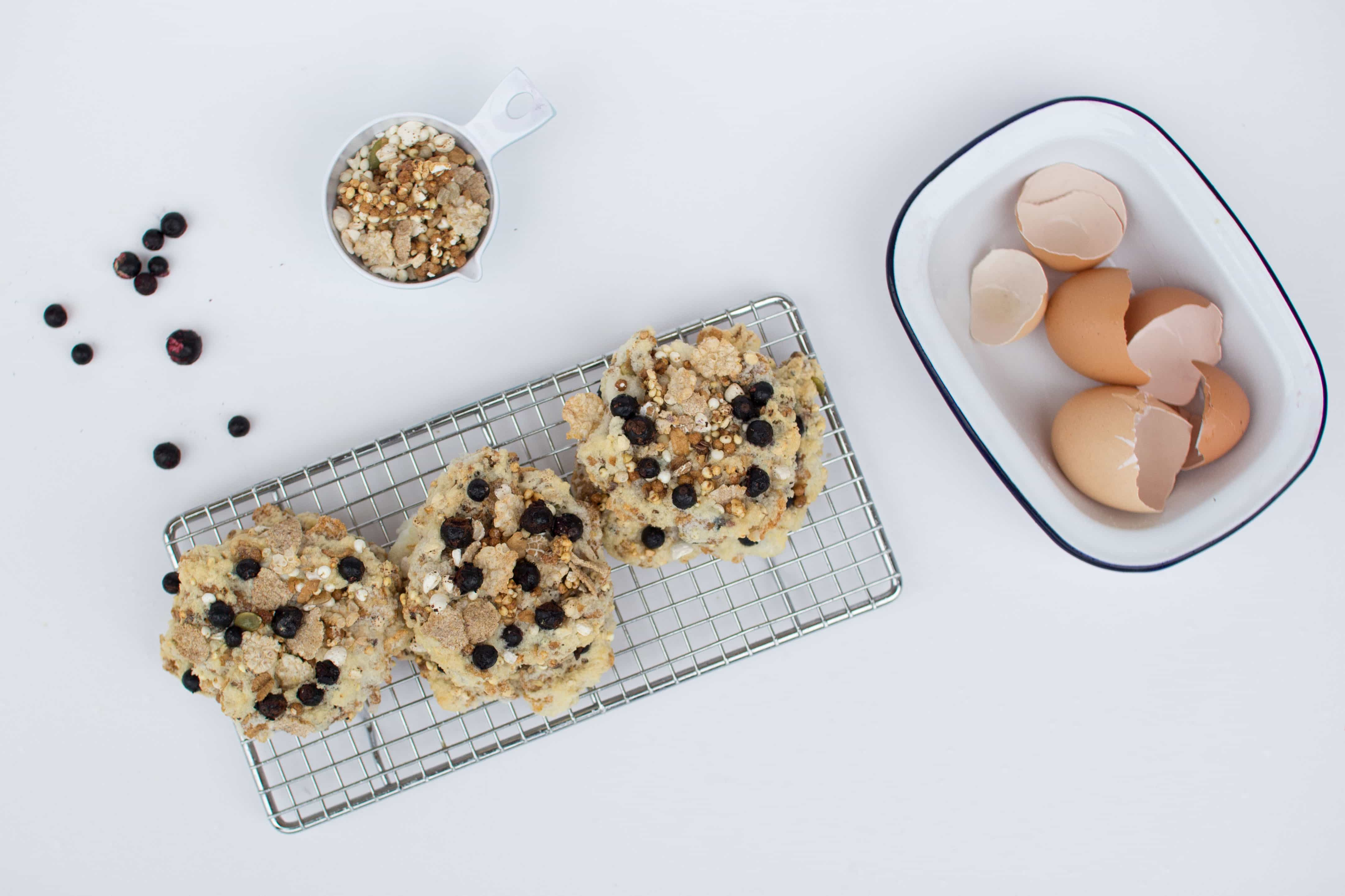 A new, lighter breakfast routine