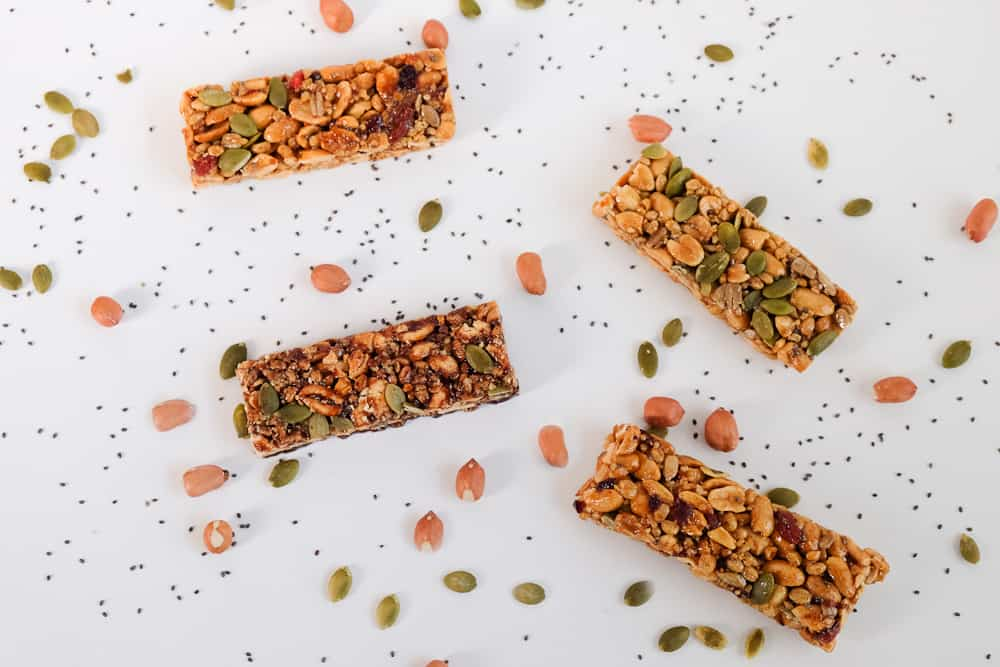 How to choose healthier snack bars