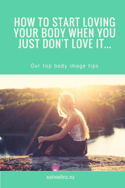improving body image